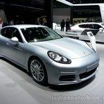 Porsche Panamera Diesel front quarter