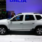 Profile of the 2014 Dacia Duster facelift