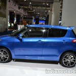 Profile of the 2014 Suzuki Swift facelift