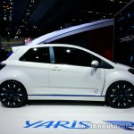 Profile of the Toyota Yaris Hybrid-R Concept
