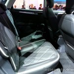 REar seats of the Ford Mondeo Vignale Concept sedan