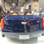 Rear fascia of the Cadillac Elmiraj Concept