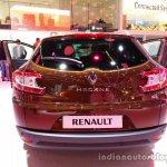 Rear of the 2014 Renault Megane estate