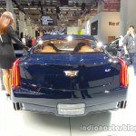 Rear of the Cadillac Elmiraj Concept