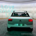 Rear of the Citroen Cactus Concept