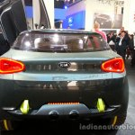 Rear of the Kia Niro Concept