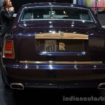 Rear of the Rolls Royce Phantom Celestial Edition