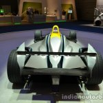 Rear of the Spark Renault SRT_01E Formula E racer