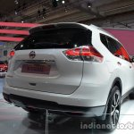 Rear right three quarter of the 2014 Nissan X-Trail 5+2