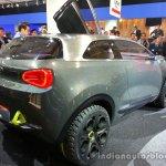 Rear three quarter of the Kia Niro Concept