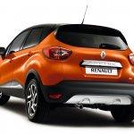 Renault Captur Arizona rear