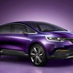 Renault Initiale Concept front