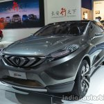 Right - Changan CS95 Concept Front