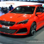 Right - Peugeot 308 R Front