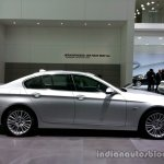 Right side of the 2014 BMW 5 Series LCI