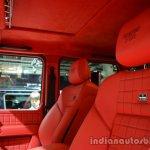 Seats of the Brabus B63S-700 6x6