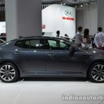 Side of the 2014 Kia Optima