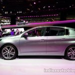 Side of the 2014 Peugeot 308