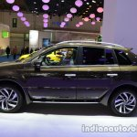 Side of the 2014 Renault Koleos