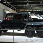 Side of the Brabus B63S-700 6x6