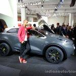 Side of the Kia Niro Concept