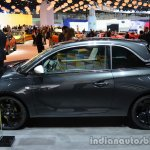 Side of the Opel Adam Black Link