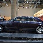 Side of the Rolls Royce Phantom Celestial Edition