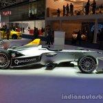 Side of the Spark Renault SRT_01E Formula E racer