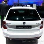 Skoda Octavia  vRS wagon rear