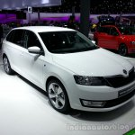 Skoda Rapid Spaceback Front Left