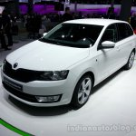 Skoda Rapid Spaceback Front Right