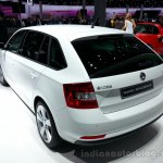 Skoda Rapid Spaceback Rear Left