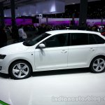 Skoda Rapid Spaceback Side