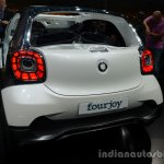 Smart Fourjoy rear three quarter