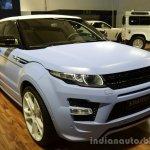Startech Range Rover Evoque LPG front three quarter