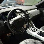 Startech Range Rover Evoque LPG interior