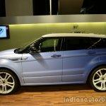 Startech Range Rover Evoque LPG side