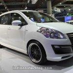Suzuki Ertiga Sporty front bumper