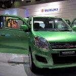 Suzuki Karimun Wagon R 7-seater MPV front