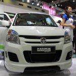 Suzuki Karimun Wagon R Sporty front