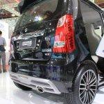 Suzuki Karimun Wagon R luxury rear