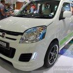 Suzuki Karimun Wagon R sporty front three quarters