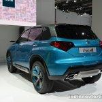 Suzuki iV-4 rear three quarter