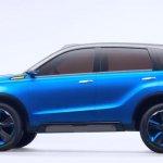 Suzuki iv4 blue body color