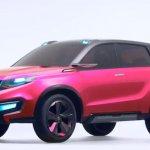 Suzuki iv4 pink body