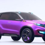Suzuki iv4 violet body color