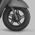 TVS Jupiter Alloy Wheels