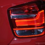 Taillight of the BMW 1 Series