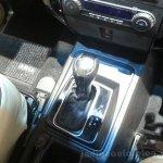 Tata Aria facelift AT shifter