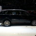 Tata Aria facelift side view
